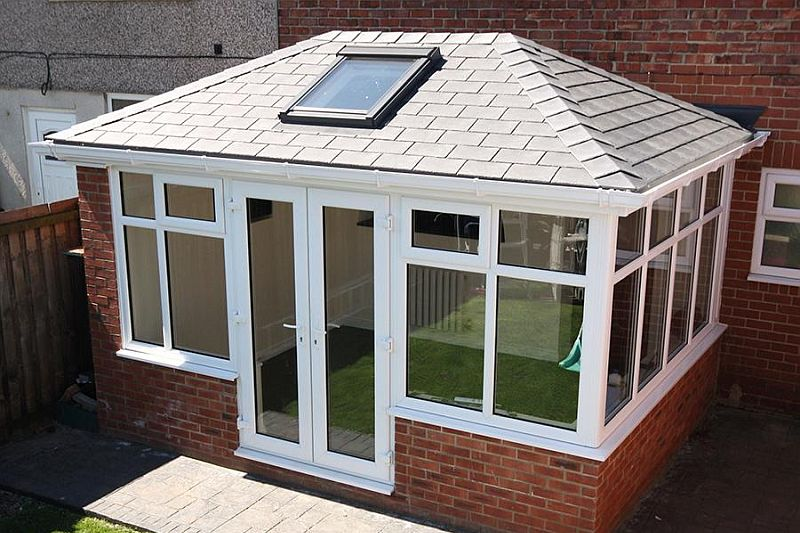 conservatory construction hull